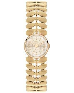 Ok4022 Women's Laurel Bracelet Strap Watch