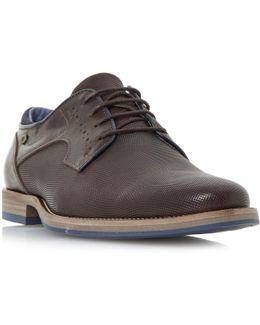 Beavis Derby Leather Shoes