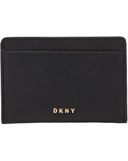 Bryant Park Small Leather Card Holder