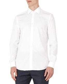 Riviere Stripe Cotton Slim Fit Shirt