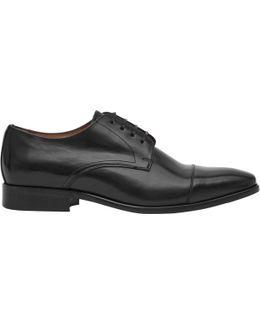 Finley Toe Cap Derby Shoes