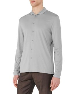 Loud Relaxed Cotton Shirt