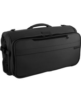 Compact Suit And Garment Bag