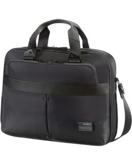 "Cityvibe 16"" Laptop Bail Handle Briefcase"