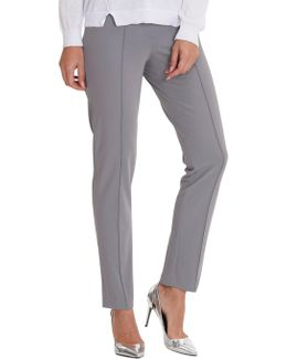 Slim Fit Stretch Tailored Trousers
