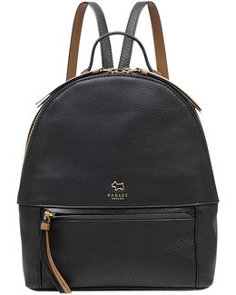 Postman's Park Leather Medium Backpack