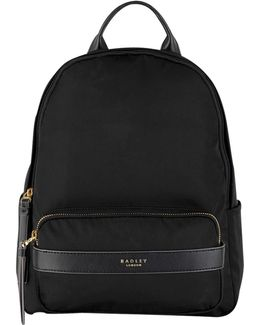 Harley Medium Zip Backpack