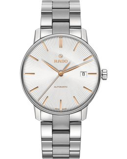 R22860023 Unisex Coupole Classic Date Automatic Bracelet Strap Watch