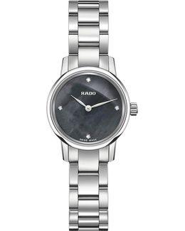 R22890963 Women's Classic Coupole Mini Diamond Bracelet Strap Watch