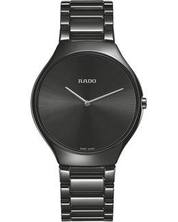 R27741182 Unisex True Thinline Ceramic Bracelet Strap Watch