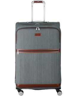 Softside 4-wheel 80cm Large Suitcase