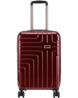 Zurich 55cm 4-wheel Cabin Case