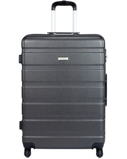 Basics 4-wheel Large Suitcase