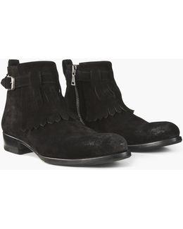 Lafayette Shawl Boot