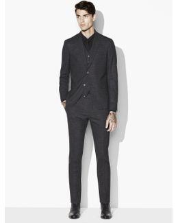 Austin 3 Piece Glen Plaid Suit