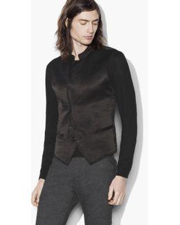 Dark Sheen Vest