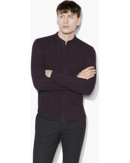 Long Sleeve Pintuck Shirt