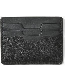 Foil Metallic Card Case