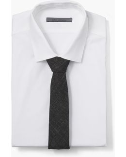 Collection Patterned Skinny Tie