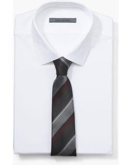 Silk Multi-striped Tie