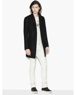 Abstract Tonal Coat
