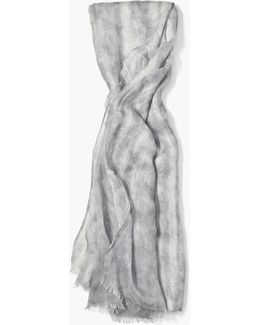 Spattered Modal Scarf