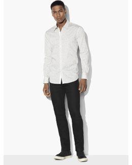 Mayfield Geometric Dice Shirt