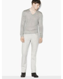 Artisan V-neck Sweater