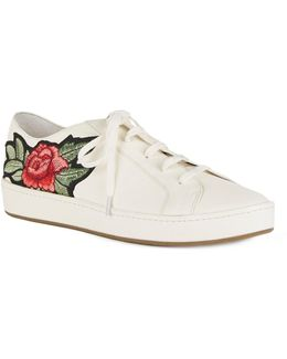 Daryl Embroidered Sneaker