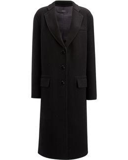 Double Face Wool Simo Coat