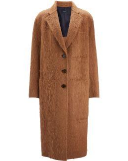Double Alpaga Jimo Coat
