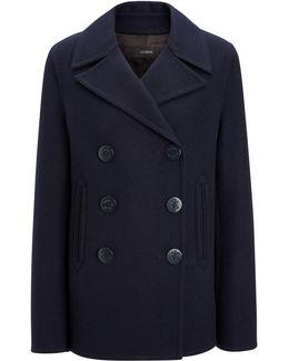 Double Peacot Hector Coat