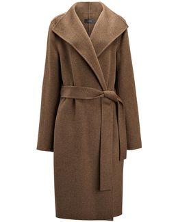 Double Face Cashmere Lima Coat