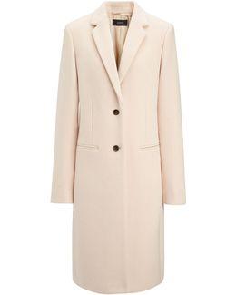 New Wool Martin Coat