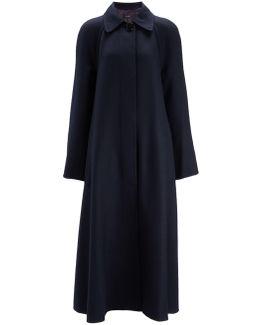 Uniform Twill Mercer Coat