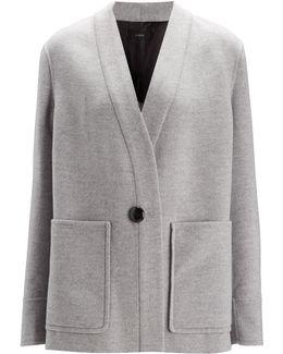 Light Double Cashmere Bono Coat
