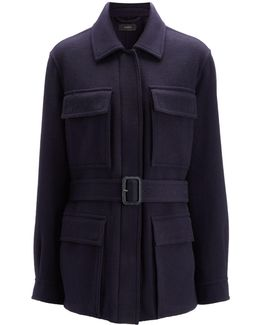 Light Double Cashmere Riga Coat