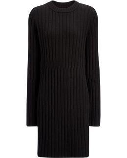 Soft Wool Rib Tunic