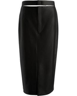 Feather Sky Keller Skirt