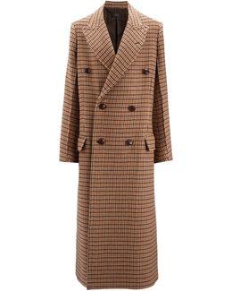 Dog Tooth Coat Arlon Coat