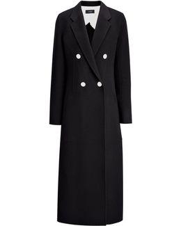 Light Double Cashmere Bailey Coat
