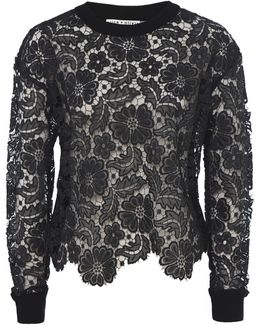 Jesse Lace Jumper