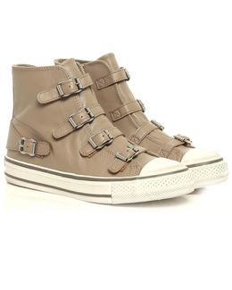 Virgin High Top Trainers