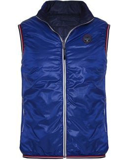 Reversible Quilted Anniston Gilet