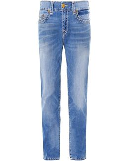 Skinny Fit Rocco Super T Jeans