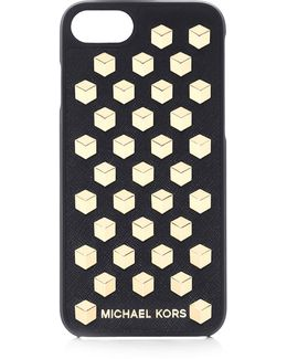 Studded Leather Iphone 7 Case