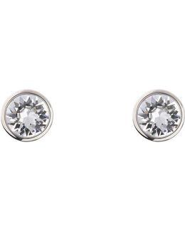 Stud Earrings - Km
