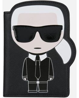 K/ikonik Passport Holder