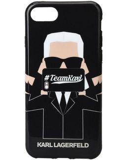 Karl Selfie Iphone 7 Case