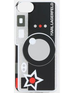 Photo Camera Iphone 7 Case
